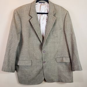 Brooks Brothers houndstooth jacket